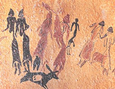Resultado de imagen de arte mesolitico