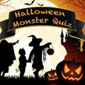 Halloween Monster Quiz