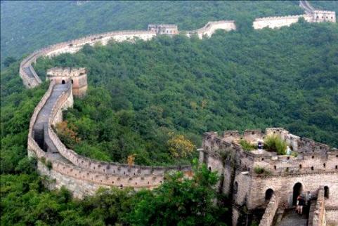 Fotos de murallas chinas 77