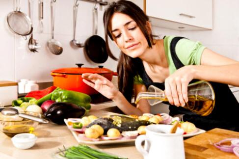 La preparaci n de una comida equilibrada apetecible y con - Cucinare olive appena raccolte ...