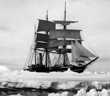 Antártida: El Terranova