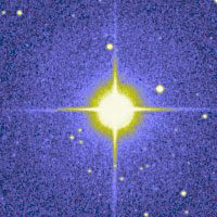 The companion to 51 Pegasi was the first planet discovered orbiting a normal, Sun-like star beyond our solar system.