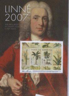 Filatelia: El mundo de las mariposas: Linné
