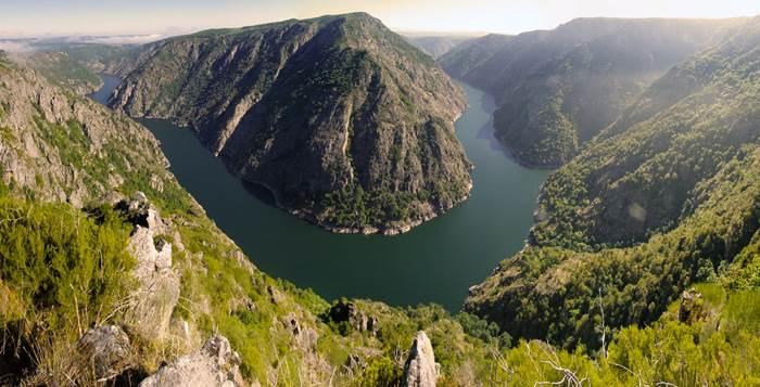 Cañones del río Sil - Ribeira Sacra