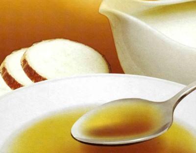 Crema de yuca. Imagen cortesía de Tapioca Royal