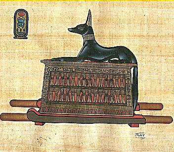 Blog Naturaleza educativa perros_egipto El perro: cualidades, evolución y domesticación. Perros pastores y guardianes