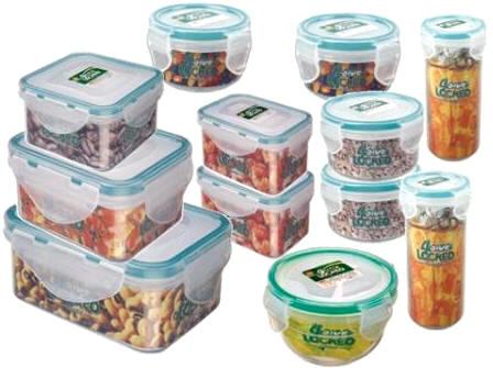 Recipientes ecologicos para comida
