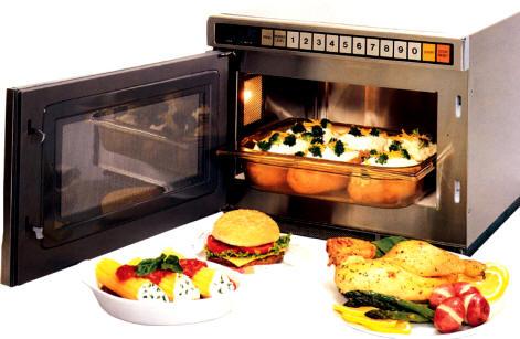 Cocina y gastronom a utensilios de cocina horno for Cocina al microondas