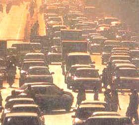 Impacto ambiental del automovil de combustion interna
