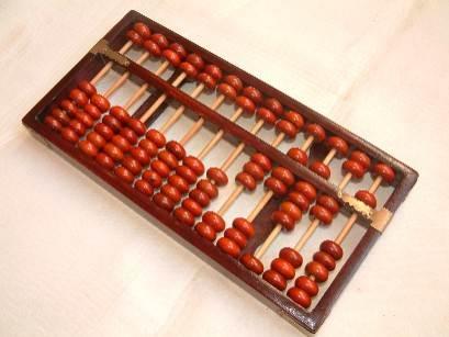Blog Cultureduca educativa abaco_chino1 El ábaco japonés o Soroban. Utilidad, origen e historia