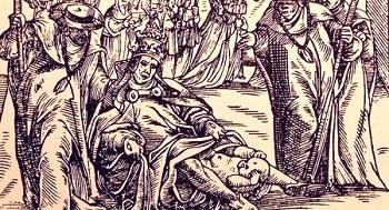"Blog Cultureduca educativa papisa_juana El curioso origen del verbo ""Testificar"" y la historia de la papisa Juana"