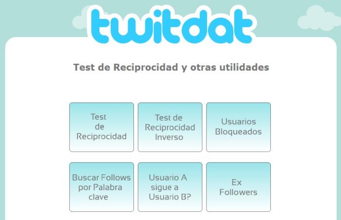 Blog Cultureduca educativa twitter_twitdat Tutorial básico de Twitter - 2ª parte