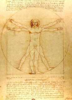 Blog Cultureduca educativa vitruvio Leonardo da Vinci