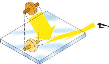 F sica la luz y la ptica objetos e im genes 1 parte for Espejos redondos en la pared