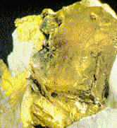 El oro es un mineral dúctil y maleable