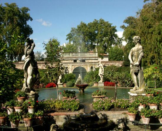 Jardiner a historia estilos de jard n 3 parte for Jardin en ingles