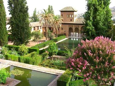 Jardiner a historia estilos de jard n 2 parte for Los jardines de arbesu