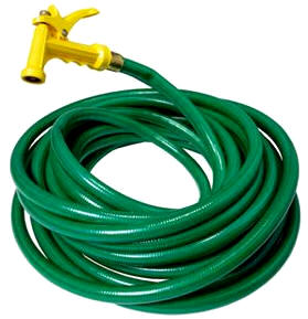Jardiner a conocimientos b sicos herramientas y labores for Aspersor de agua para jardin