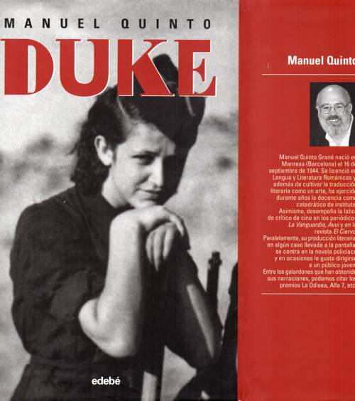 LA RADIO EN LA LITERATURA: DUKE  - Manuel Quinto