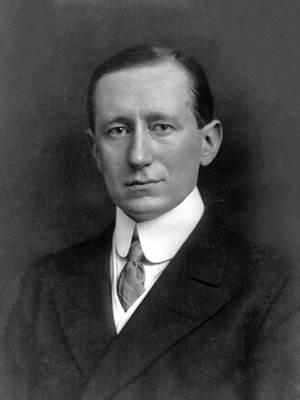Guillermo Marconi desarrolló el primer prototipo de radio funcional. Imagen Wikimedia Commons