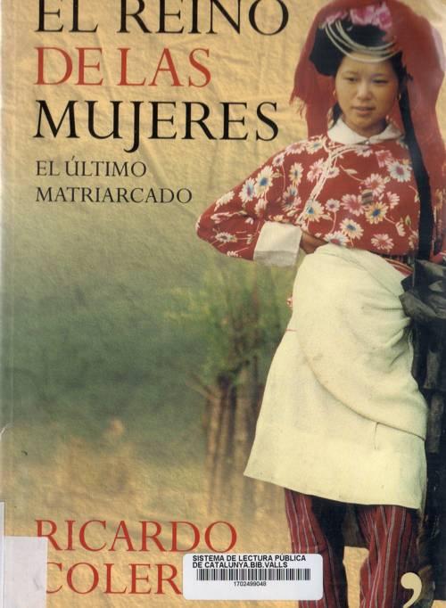 LA RADIO EN LA LITERATURA: EL REINO DE LAS MUJERES - El último matriarcado (Ricardo Coler)