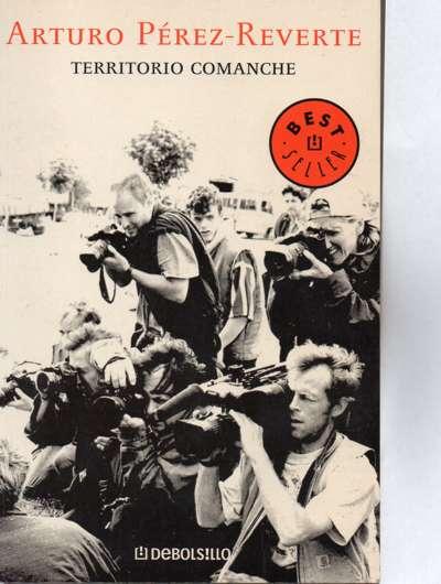 Libro Territorio Comanche
