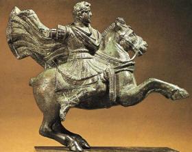 """Alejandro """"el Magno"""" fue un estratega que consiguió establecer el mayor imperio de la antigüedad"""